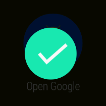 Android wear - notification with action button performed