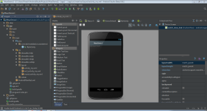 android studio _ android wear