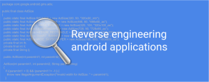 Reverse engineering android applications