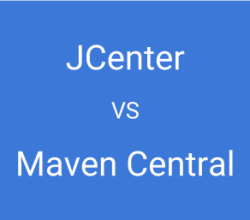 jcenter vs mavencentral