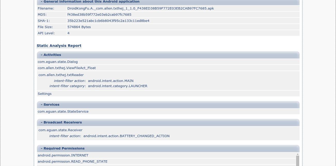 Anubis malware analysis _ sample reort